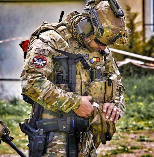 Les force spéciales roumaines rejoignent la TF Takuba 18427510