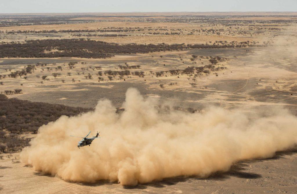 Un Caïman bloqué au sol 48 h dans le désert 1900x110