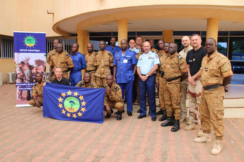 La Gendarmerie pour former les forces de sécurité du Mali ? 1_22e010