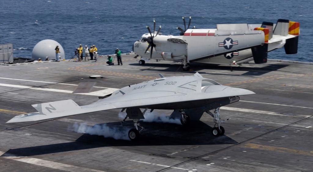 Boeing construira le drone ravitailleur pour l'US Navy 1bc43f10