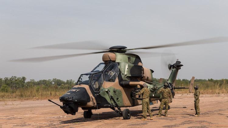 L'Australie veut (déjà) remplacer ses hélicoptères Tigre 20170610
