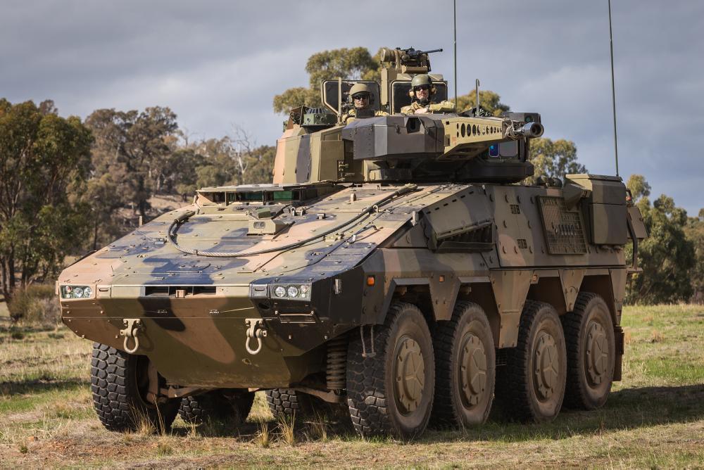 L'exercice annuel Chong Ju des armées australiennes 20180511