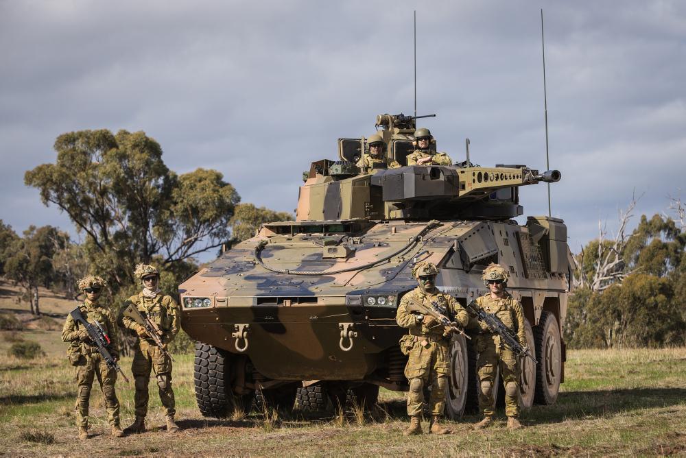 L'exercice annuel Chong Ju des armées australiennes 20180512