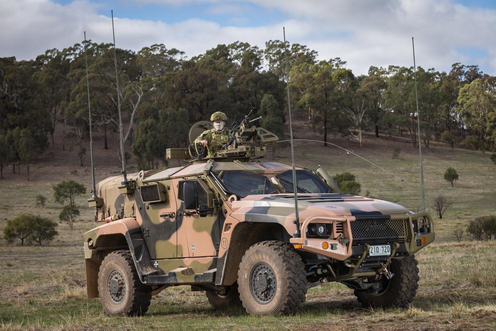 L'exercice annuel Chong Ju des armées australiennes 20180513