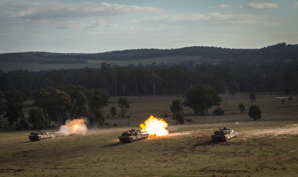 L'exercice annuel Chong Ju des armées australiennes 20180514