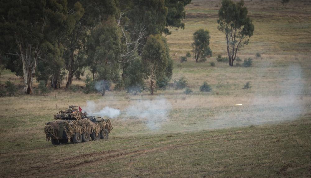 L'exercice annuel Chong Ju des armées australiennes 20180515