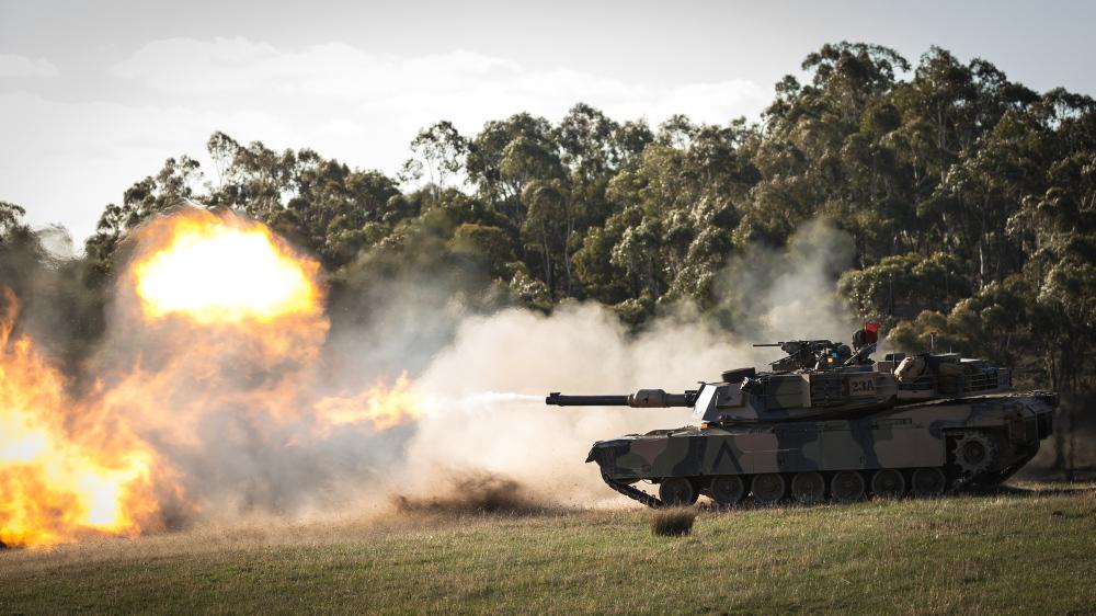 L'exercice annuel Chong Ju des armées australiennes 20180517