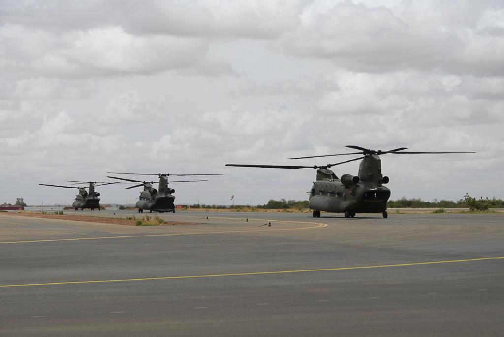 Des hélicos britanniques pour l'opération Barkhane au Sahel 20180717