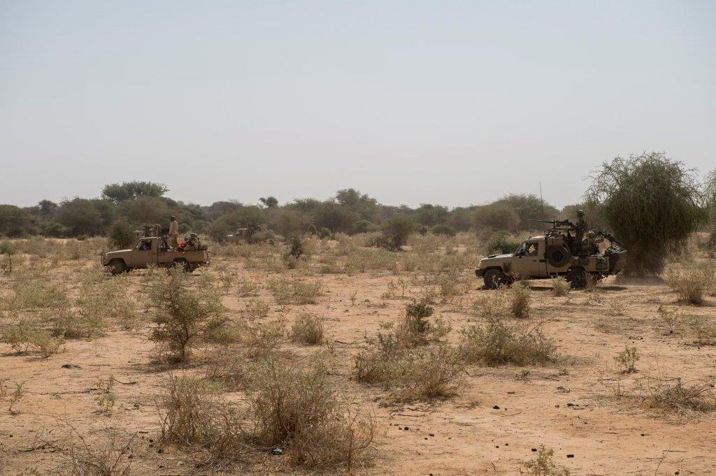 Les GCP aux côtés des forces armées nigériennes 2018_e45