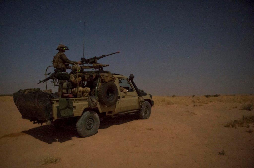 Les GCP aux côtés des forces armées nigériennes 2018_e46