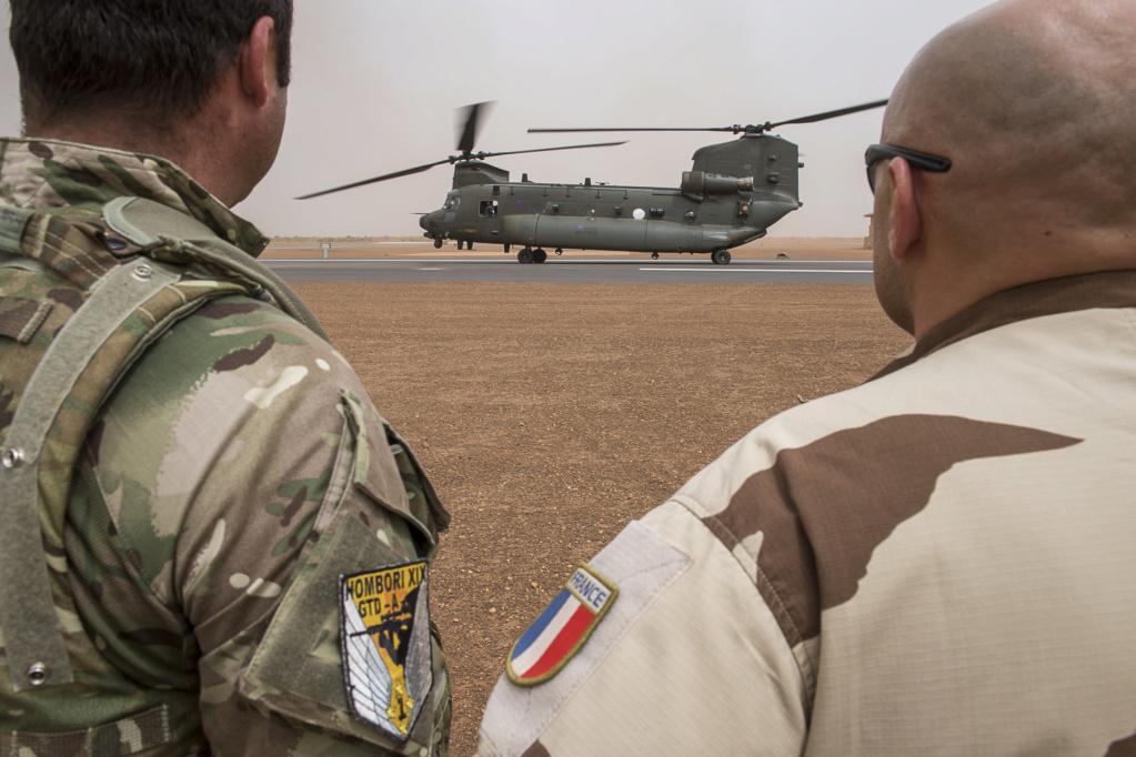 Des hélicos britanniques pour l'opération Barkhane au Sahel 2018_t14