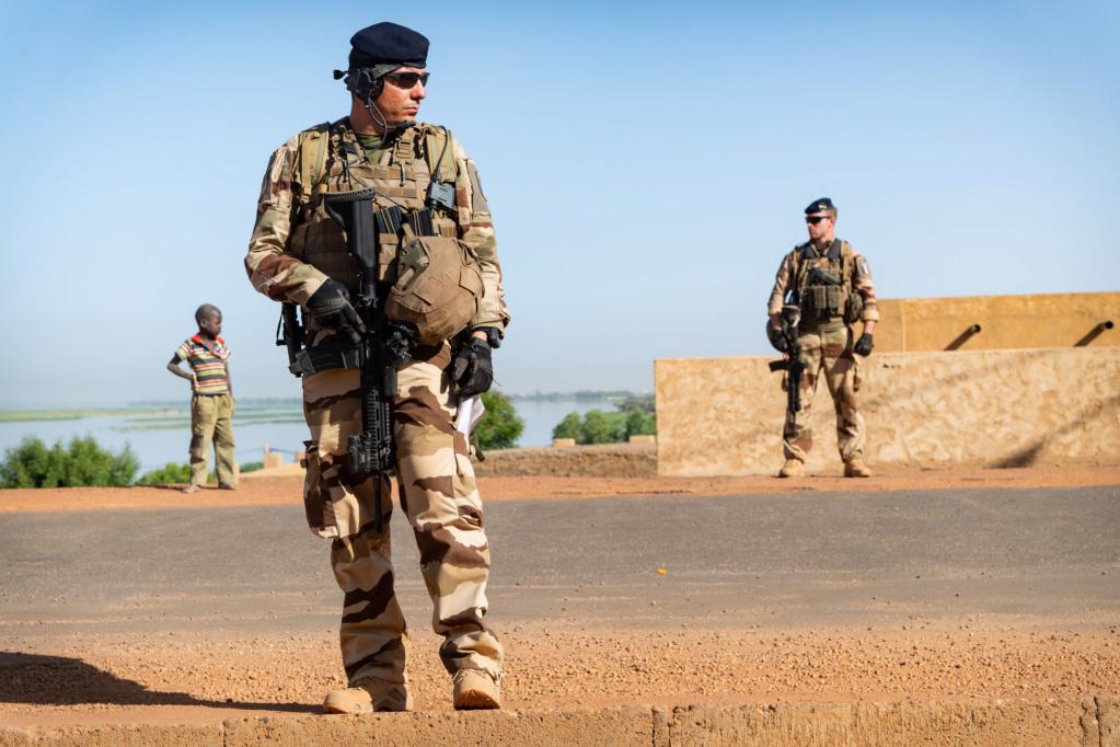 Le HK416 continue de se déployer au Sahel 2018_t73