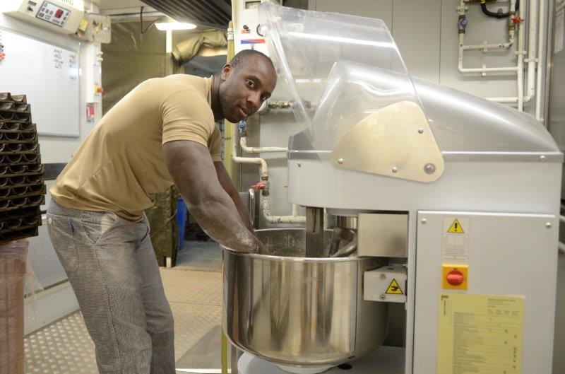 Soldats logisticiens car... boulangers 20190112