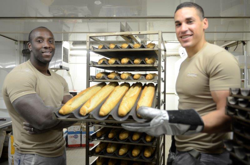 Soldats logisticiens car... boulangers 20190113