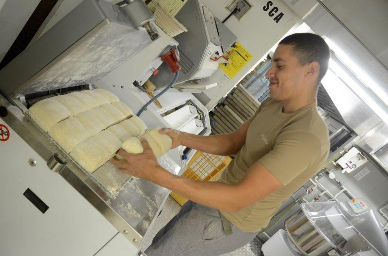 Soldats logisticiens car... boulangers 20190115