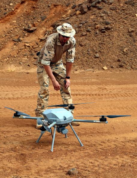 L'unité estonienne va déployer des drones terrestres 20190512