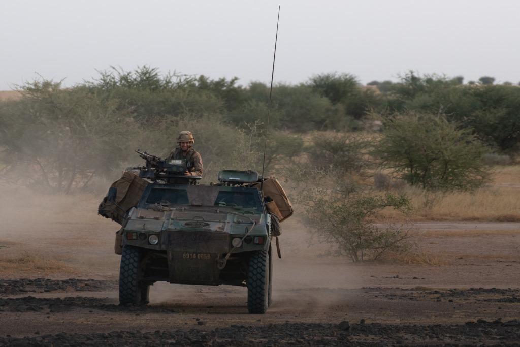 Opérations communes Barkhane - FAMa dans le Liptako 2019_104