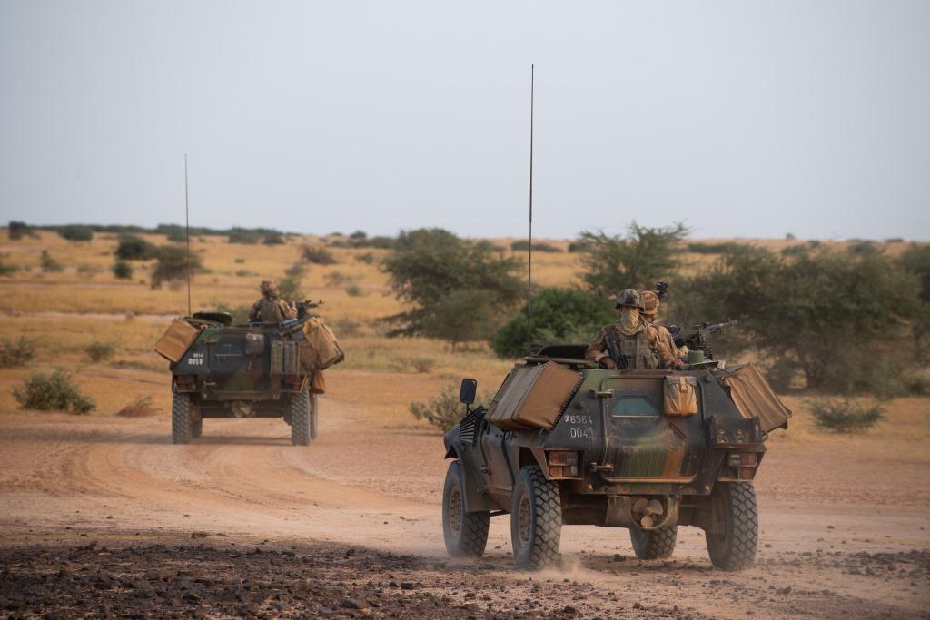 Opérations communes Barkhane - FAMa dans le Liptako 2019_108