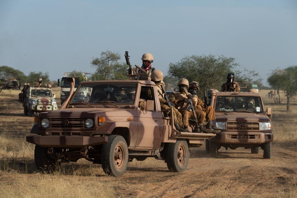 Opération réussie dans le Gourma pour le G5 Sahel 2019_112