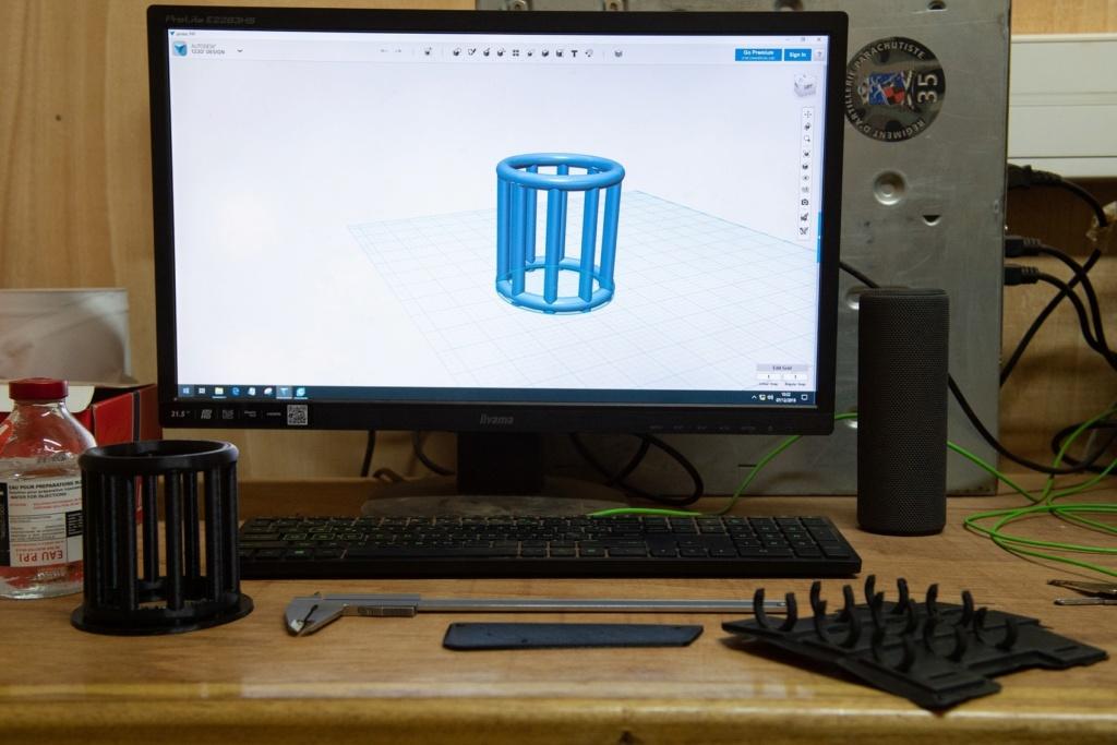 Expérimentation d'imprimantes 3D à Gao 2019_118