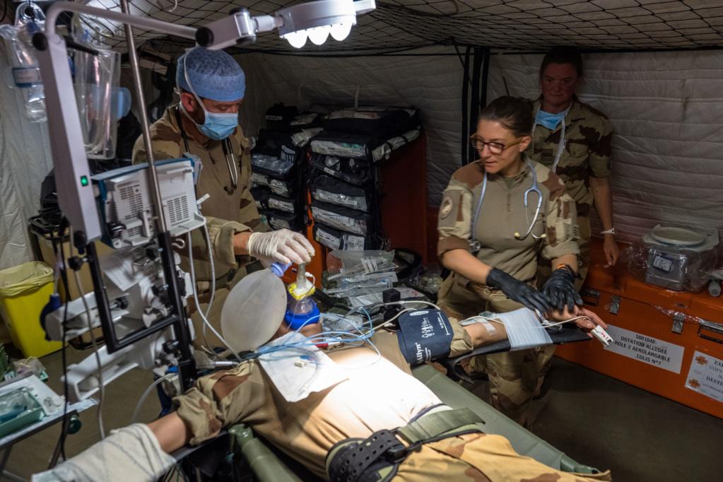 Un bloc opératoire au plus près des combattants 2019_t19