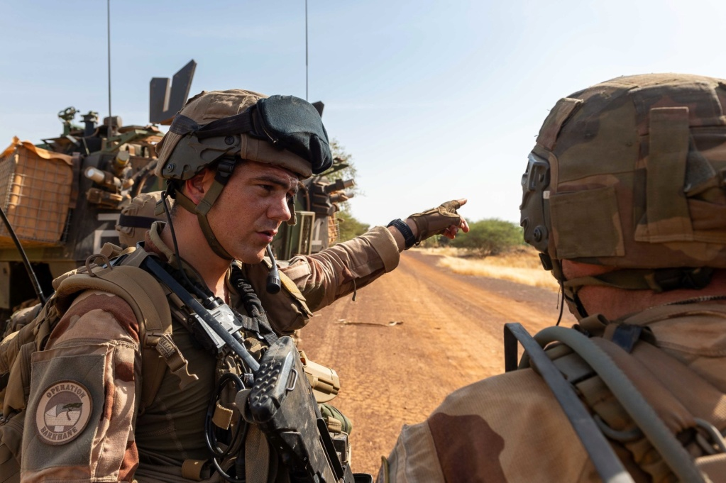 Opérations communes Barkhane - FAMa dans le Liptako 2019_t67