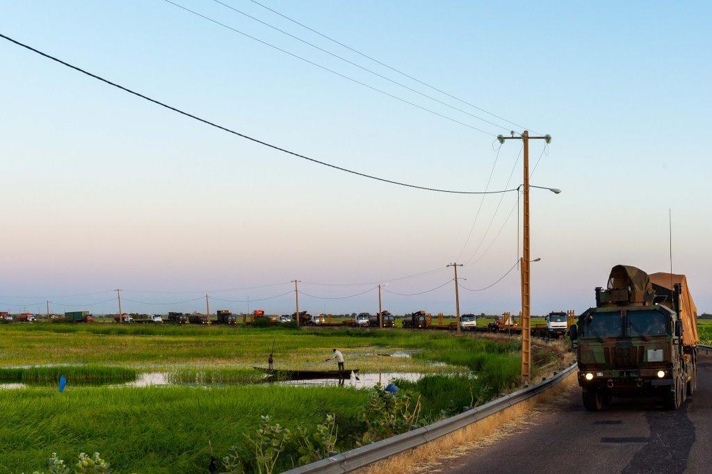 Le GTD LOG « Marne » en convoi vers le Gourma 2019_t99