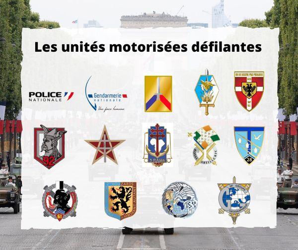 Défilés 14 juillet 2021, Paris - nombreux replays 20979110
