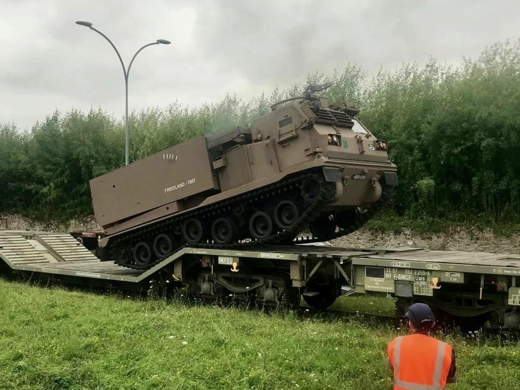 Trains spéciaux militaires pour le 14 juillet 2021 22021610