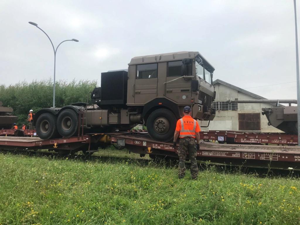 Trains spéciaux militaires pour le 14 juillet 2021 22022710