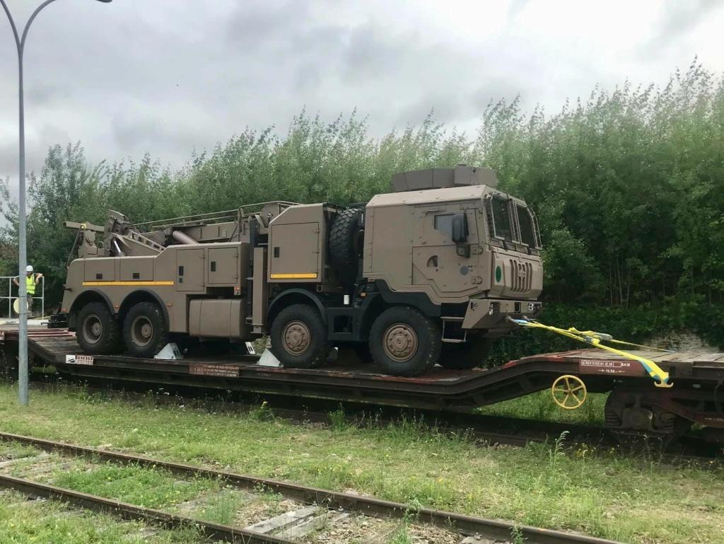 Trains spéciaux militaires pour le 14 juillet 2021 22026610