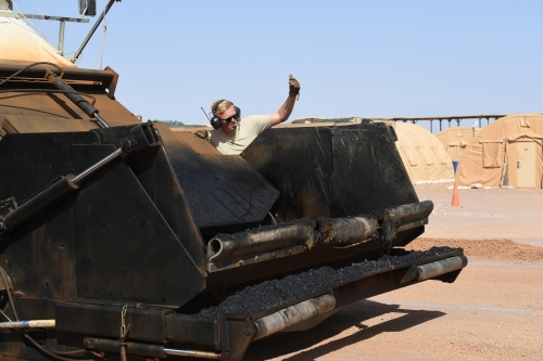 Le Génie US agrandit toujours la base aérienne 201 d'Agadez 22783810