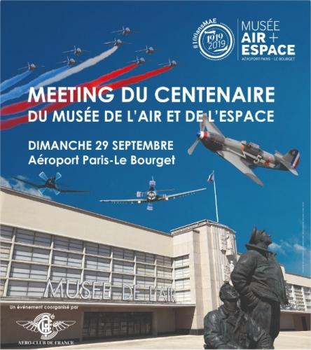 100 ans du musée du Bourget, un superbe meeting aérien  27173110