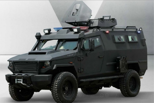 """Le Qatar offre 24 blindés de type """"Storm"""" à l'armée malienne 27650410"""
