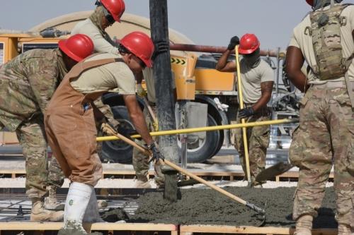 Le Génie US agrandit toujours la base aérienne 201 d'Agadez 28380210