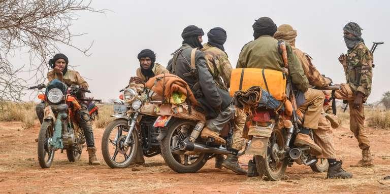 Raid aérien de Barkhane au Burkina Faso 29b98110