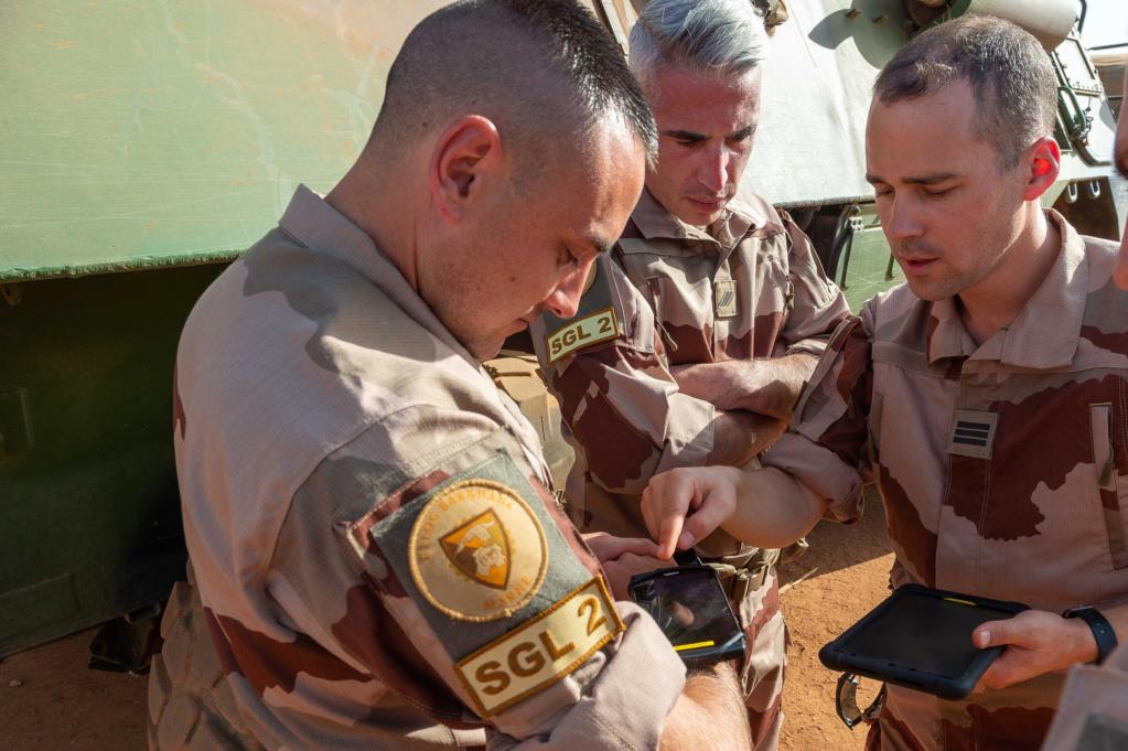 Le programme SCORPION au cœur du désert malien 315