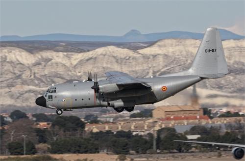Le C-130 belge de la MINUSMA en appui temporaire à Barkhane 38340910