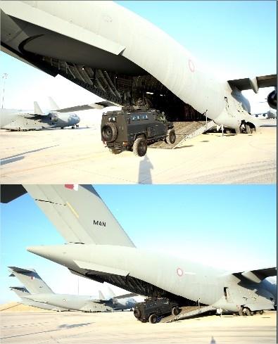"""Le Qatar offre 24 blindés de type """"Storm"""" à l'armée malienne 38871610"""