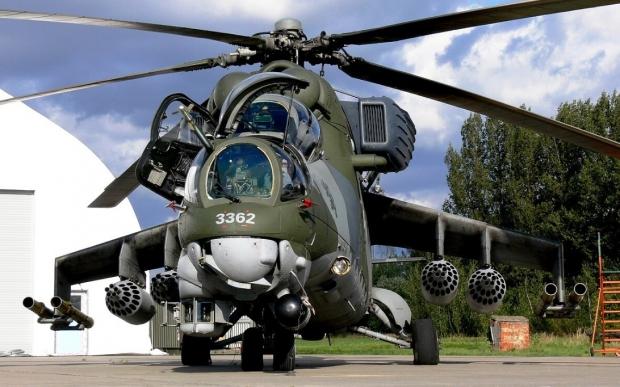 Des hélicoptères de combat turcs pour le Pakistan 41644710