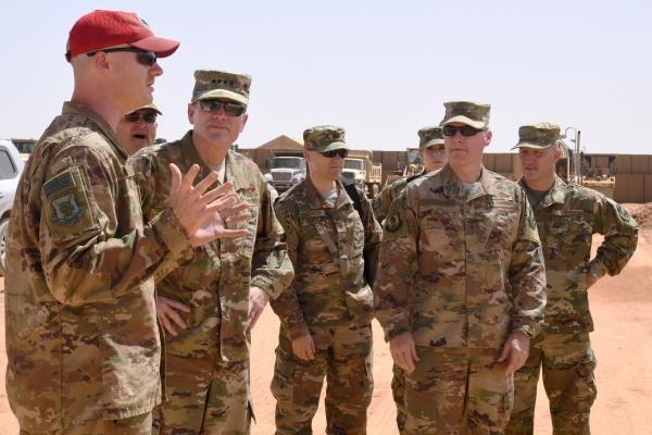 Le Génie US agrandit toujours la base aérienne 201 d'Agadez 42455010