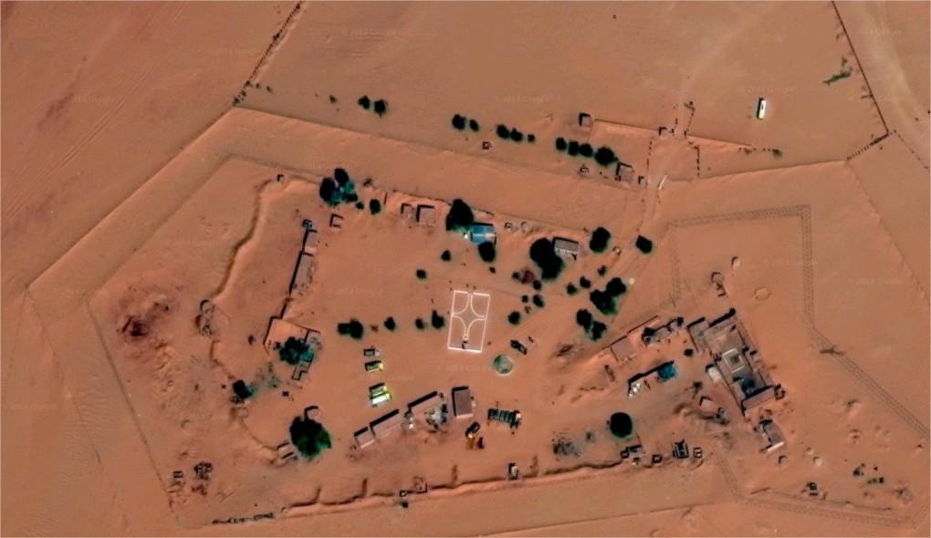 Mise en sommeil de la base militaire de Madama au Niger 42741110