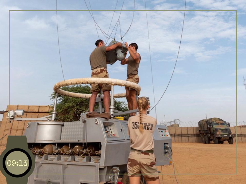 Activités de la plateforme désert relais de Kidal 44778810