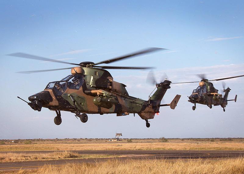 L'Australie veut (déjà) remplacer ses hélicoptères Tigre 483e6110