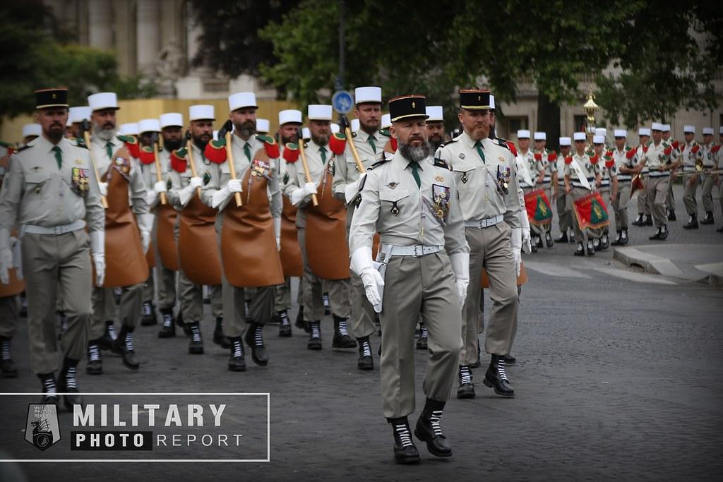 Défilés militaires du 14 juillet 2019 à Paris et les replays - Page 5 48461111