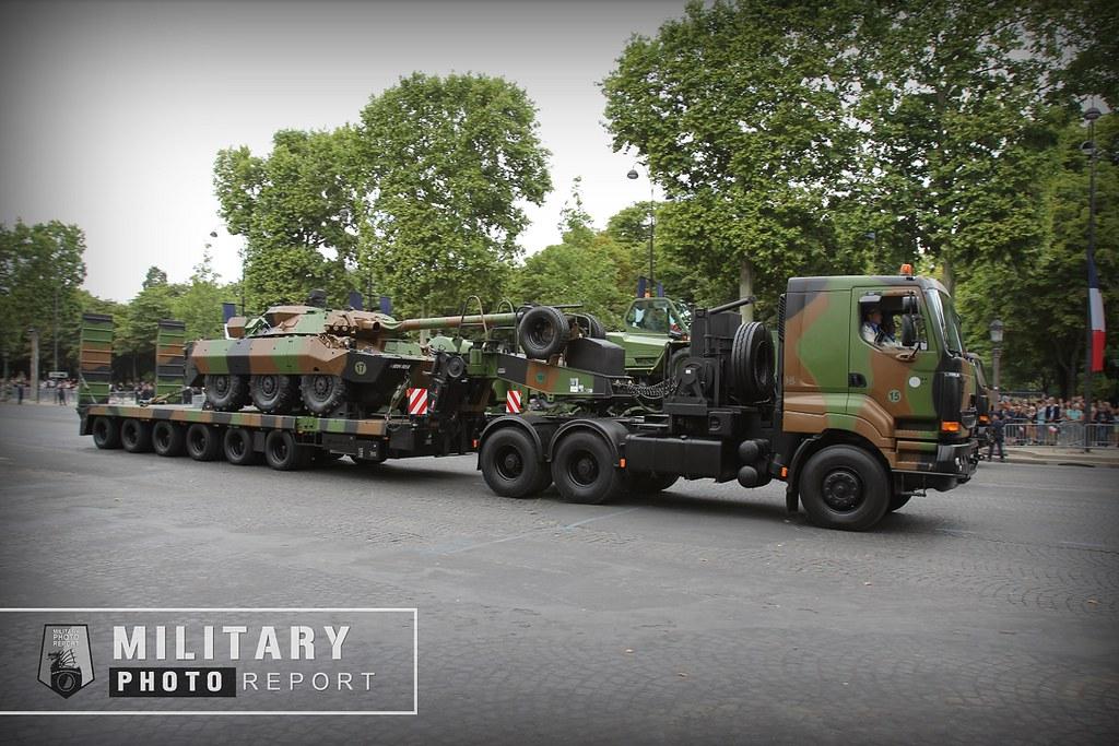 Défilés militaires du 14 juillet 2019 à Paris et les replays - Page 5 48461113