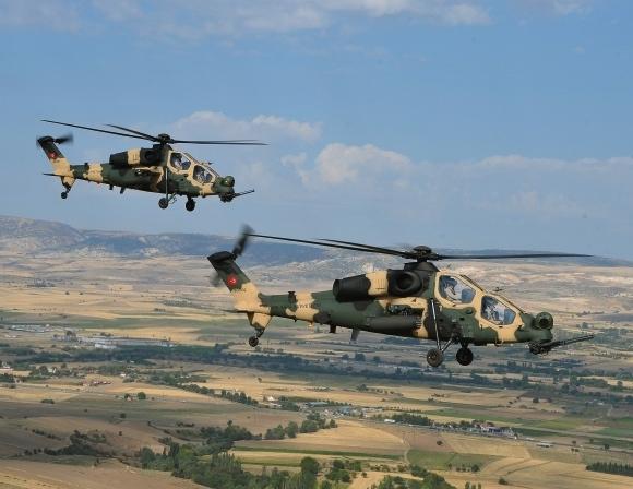 Des hélicoptères de combat turcs pour le Pakistan 50317210