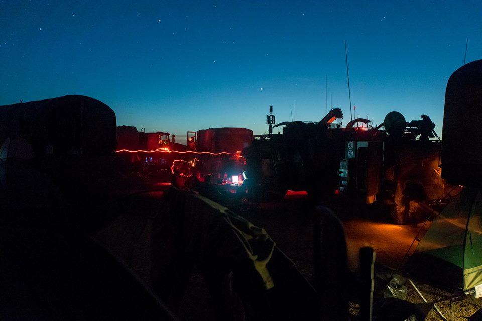 Immersion au sein du PRI du 3° RH au Sahel 50500510
