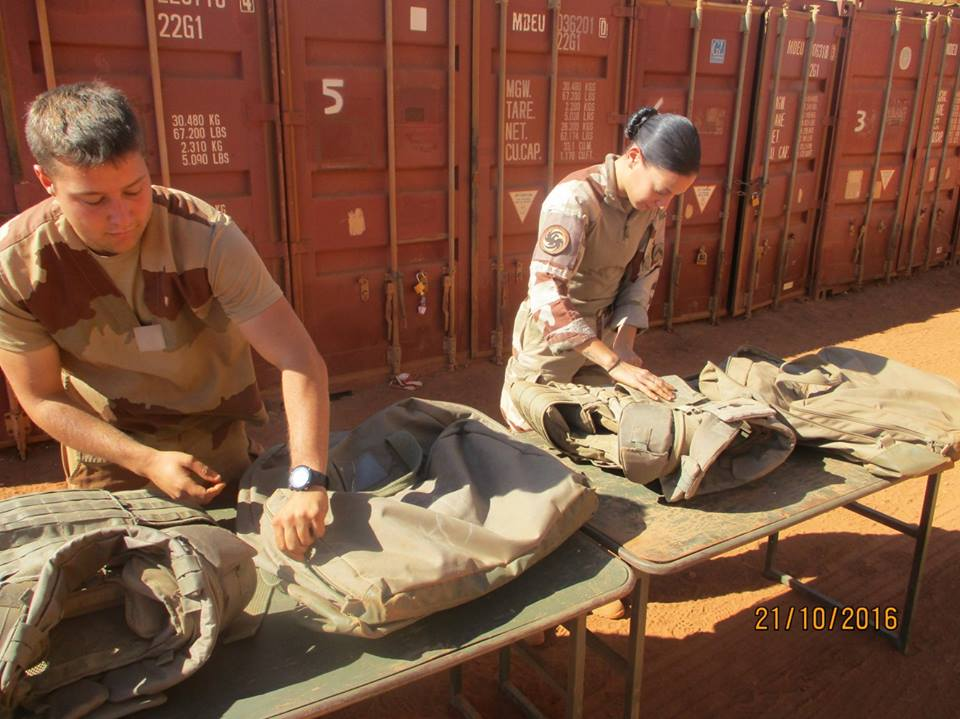 Le Soutien du Combattant à Barkhane 50809010