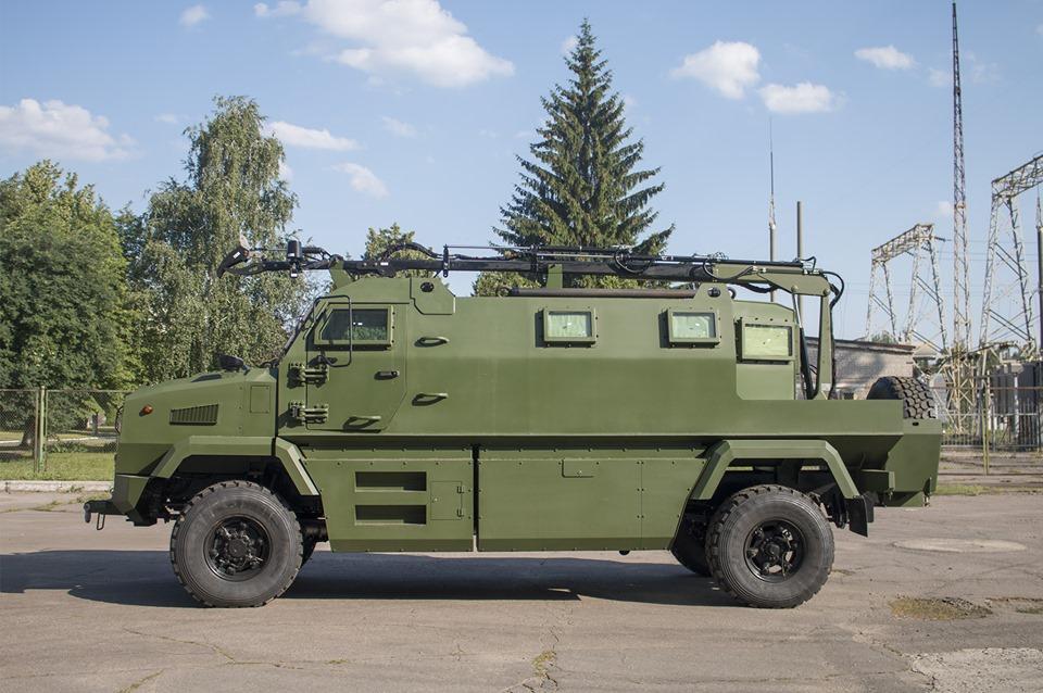 Des Shrek-M, le Buffalo ukrainien, pour le Burkina Faso 513